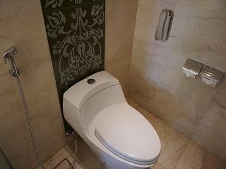 ザ・セントレジス バリ リゾート セントレジススイート トイレ