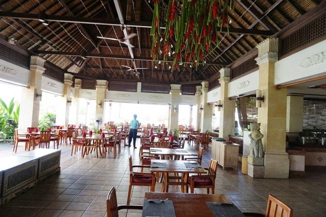 バリ・マンディラ・ビーチ・リゾート チュラギレストラン