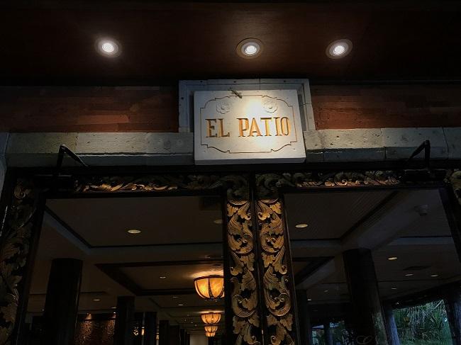 メリア・バリ インターナショナル料理レストラン「EL PATIO」