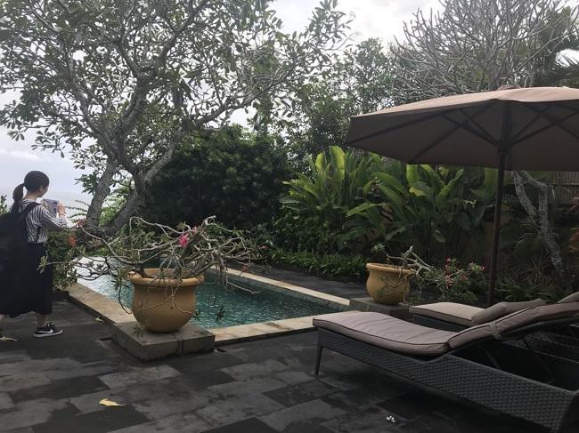 ザ・ヴィラズ・アット・アヤナ・リゾート・バリ 1ベットオーシャンビュープールヴィラ プライベートプール
