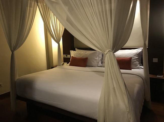 メリアバリ ファミリールーム 2階ベッドルーム
