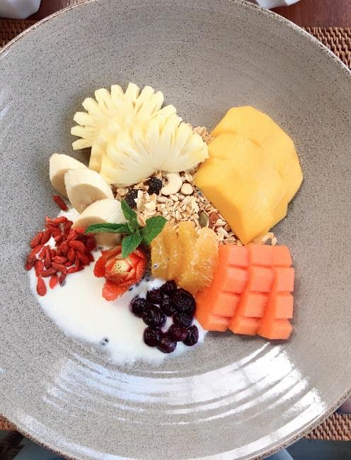 ロイヤル カムエラ ヴィラス モンキーフォレスト ウブド 選べる朝食の一例