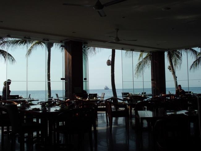 チャンディ ビーチ リゾート & スパ レストラン