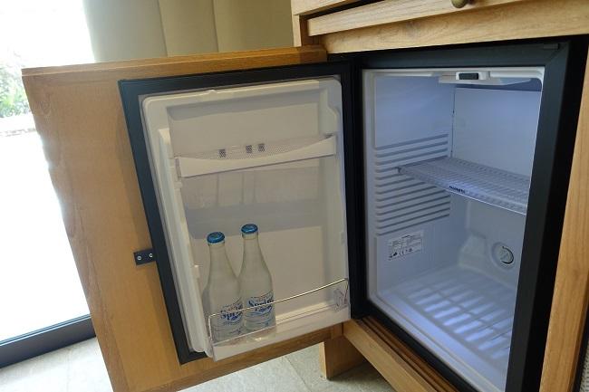 ハイアット リージェンシー バリ プレミアムルーム 冷蔵庫