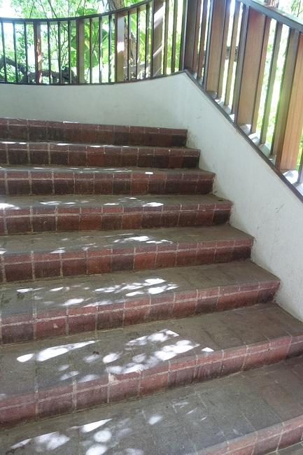 ハイアット リージェンシー バリ 階段