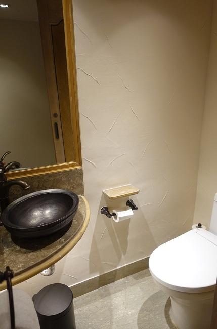 ハイアット リージェンシー バリ デラックスルーム お手洗い