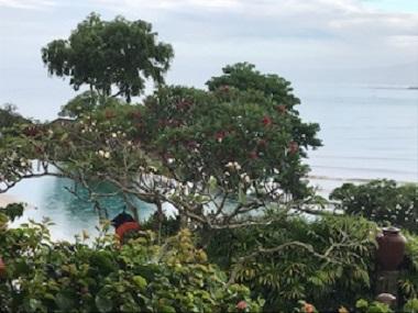 フォーシーズンズリゾートバリ アット ジンバランベイ プライベートプールからの眺望