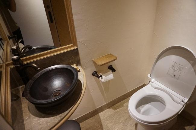 ハイアット リージェンシー バリ プレミアルーム トイレ