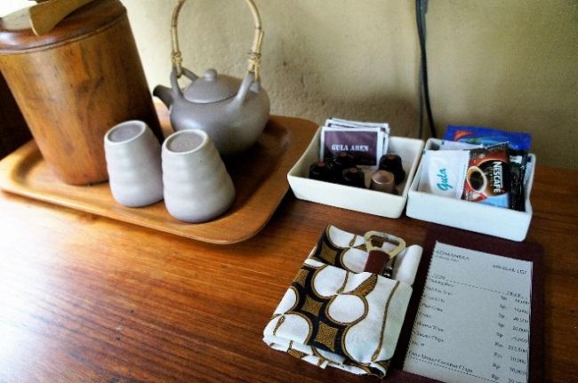 コマネカ アット モンキーフォレスト プールヴィラ コマネカ特製ホームメイドクッキー