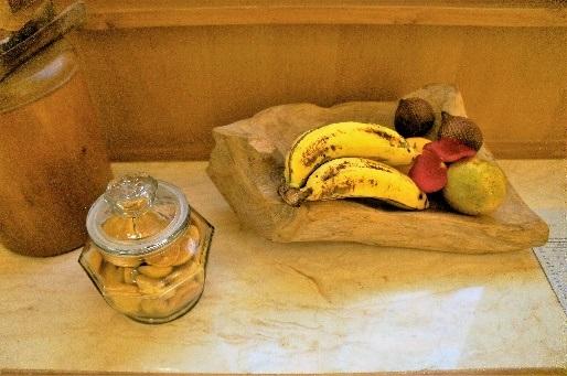 コマネカ アット ラサ サヤン 毎日用意されるフルーツ