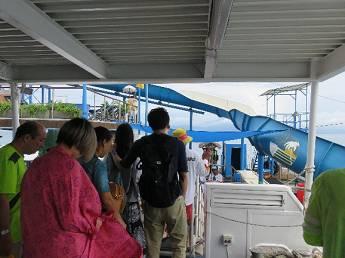 レンボンガン島ビーチクラブクルーズの画像11