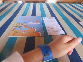 レンボンガン島ビーチクラブクルーズの画像3