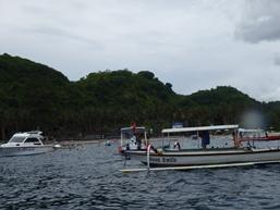 ペニダ島マンタポイントファンダイビングの画像19