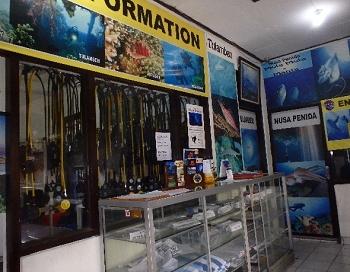 ペニダ島マンタポイントファンダイビングの画像2
