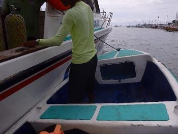 ペニダ島マンタポイントファンダイビングの画像8