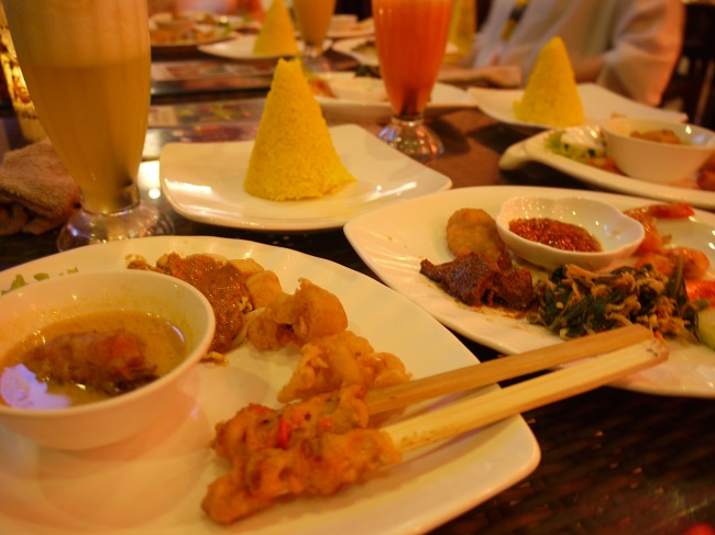 クマンギ インドネシア料理