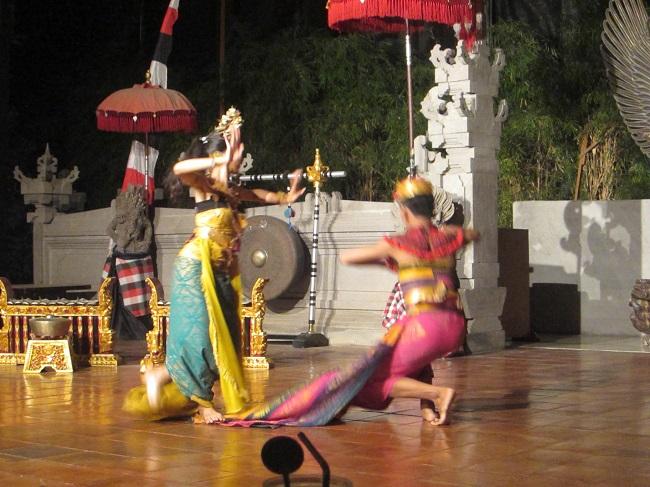 クマンギ レゴンダンス