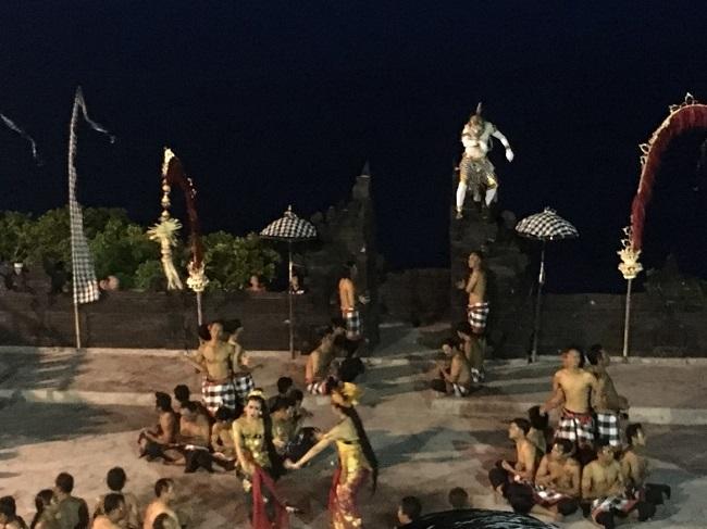 ケチャファイヤーダンス