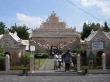 世界遺産・ボロブドゥール遺跡