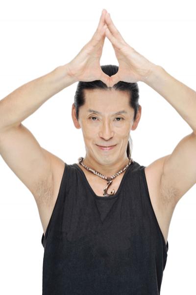 クリヤヨガ メイン講師 サッチー亀井(亀井 佐千雄)先生